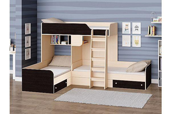 Кровать РВ Мебель Трио