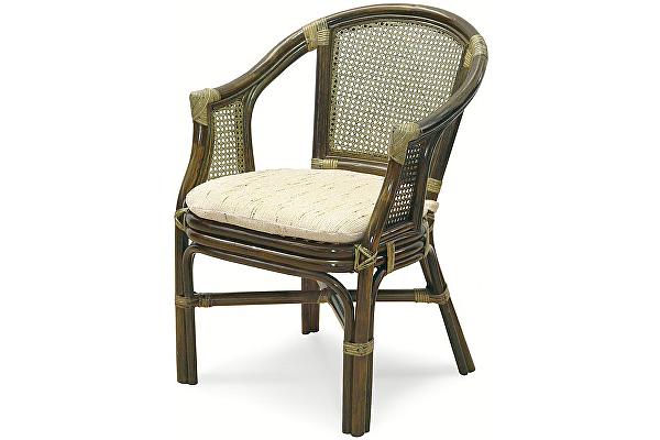Кресло Натур-мебель 02/06 (с подушкой)