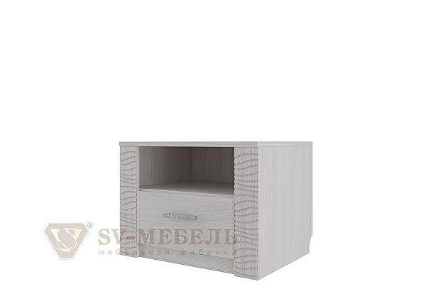 Тумба прикроватная SV-мебель Гамма-20