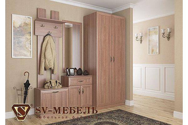Прихожая SV-мебель Вега Комплектация 1
