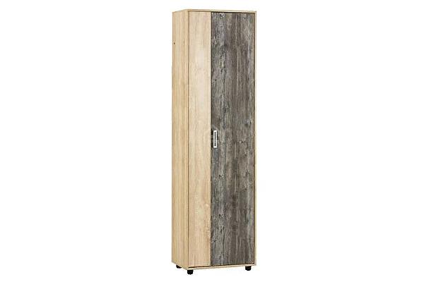 Шкаф двухстворчатый SV-мебель Визит-1 (комбинированный)