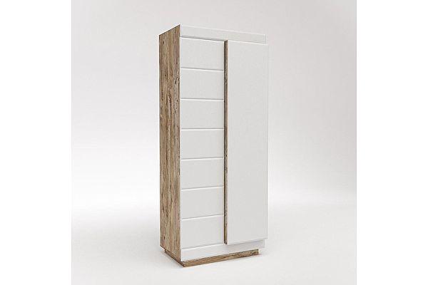 Шкаф для одежды Роксет КМК 0554.11-01 (без зеркала)