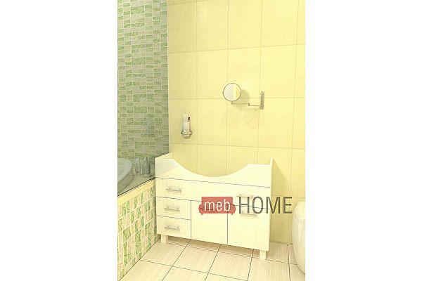 Тумба под раковину для ванной Мебелеф - С3