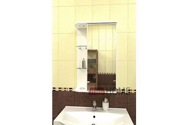 Шкафчик для ванной Мебелеф - 2