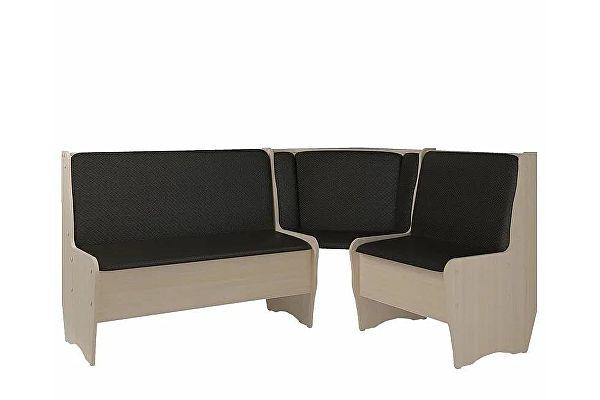 Кухонный диван с ящиками Шагус Роза