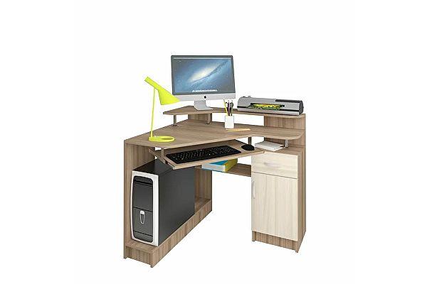 Стол компьютерный Шагус-3