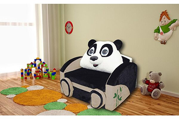 Детский диванчик М-Стиль Панда