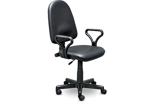 Компьютерное кресло Мэрдэс О 10 кожзам