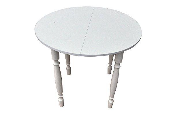 Обеденный стол Система мебели Круглый раздвижной