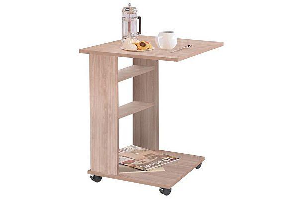 Кофейный столик Боровичи Норд прикатной