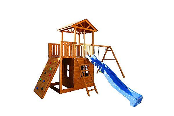 Детская площадка Можга Красная звезда Спортивный городок-5 (СГ5-Р912-Р946-Д)