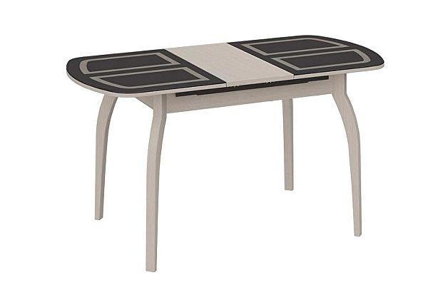 Обеденный стол Трия Милан СМ-203.23.15 с рисунком