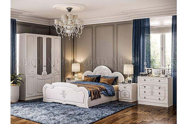 Модульная спальня Миф Каролина
