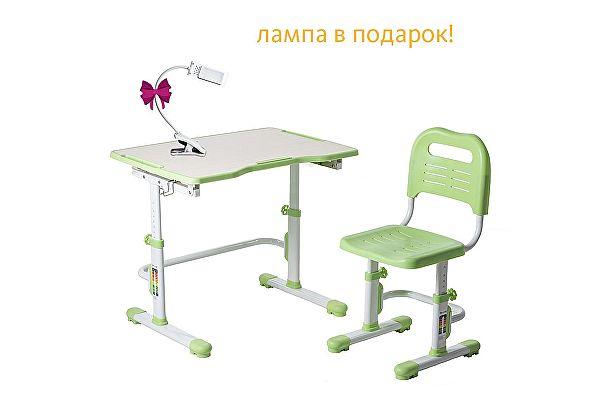 Парта и стул FunDesk Vivo II