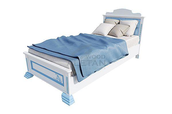 Кровать Aletan Wood с подъемным механизмом (IC103)