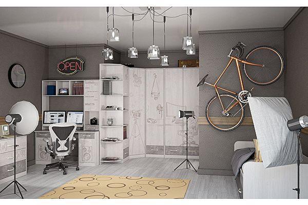 Детская мебель ЭТО мебель Блогер Комплектация 1