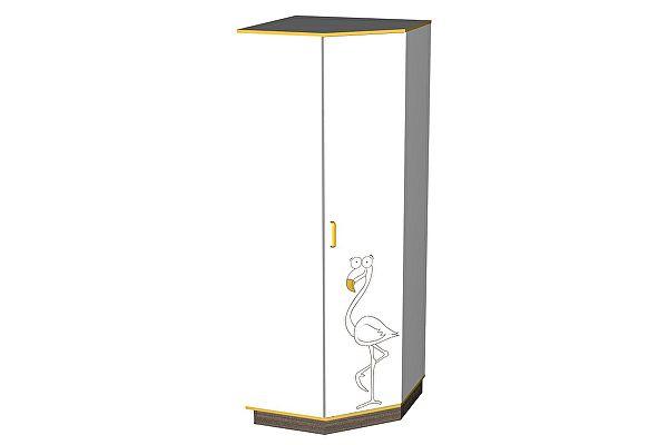 Угловой шкаф ЭТО мебель Жираф арт. 02.67.000.007