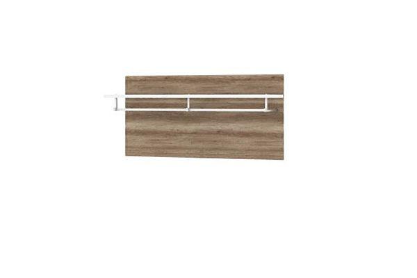 Секция настенная с крючками ЭТО мебель Эльза ПМ-272.03.00.000