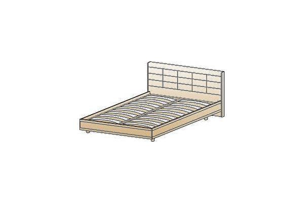 Кровать Лером КР-2851 (120)