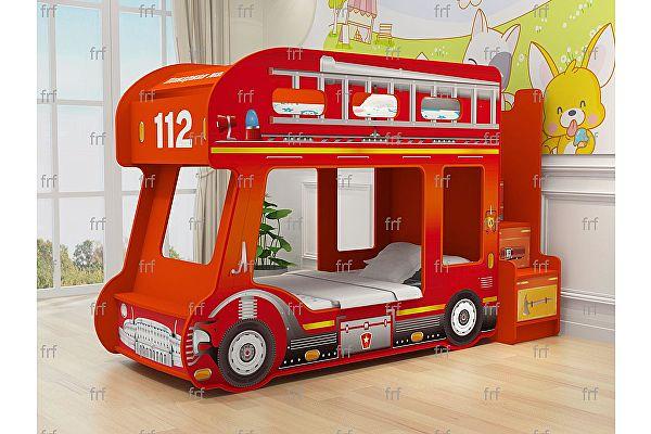 Кровать FRF Автобус-Пожарная машина