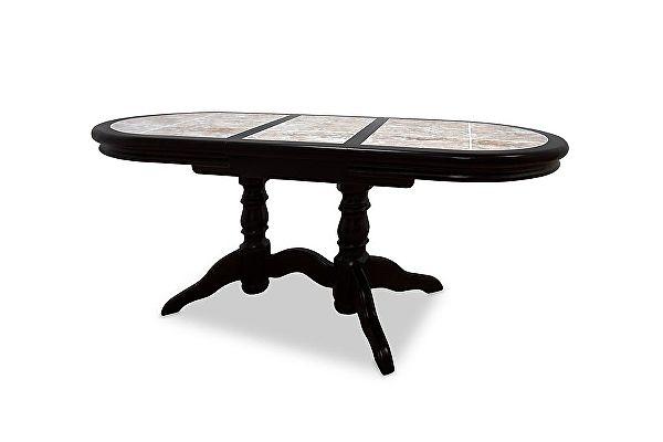 Обеденный стол Шале Грэксон-2 овальный