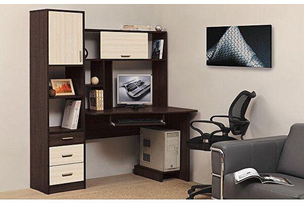 Угловой компьютерный стол Олимп-Мебель ПКС-10