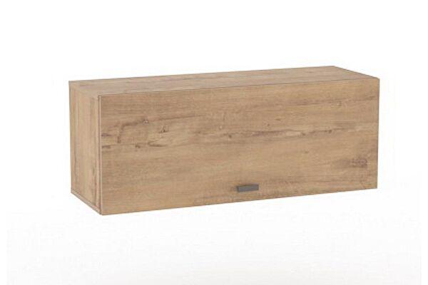 Шкаф навесной Сильва Snow wood НМ 014.21-01