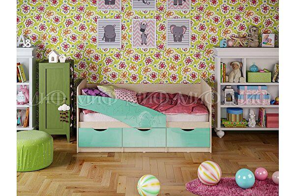 Детская кровать Миф Бабочки