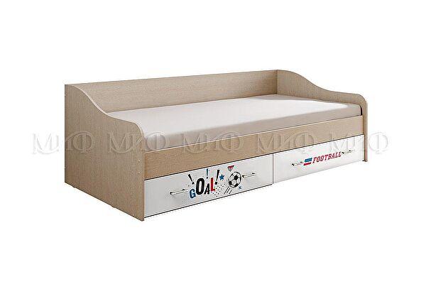 Кровать детская Миф Вега NEW Boy