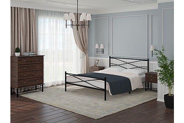 Полутороспальная кровать Райтон Страйп