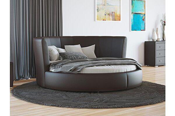 Круглая кровать Орматек Luna