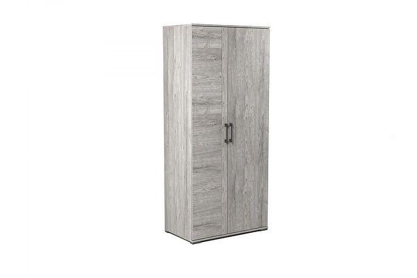 Шкаф для одежды СБК Денвер Д-1 (глубокий)