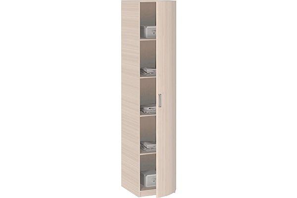 Шкаф-пенал-стеллаж 1-дверный Боровичи Эко, арт. 5.014 Эко