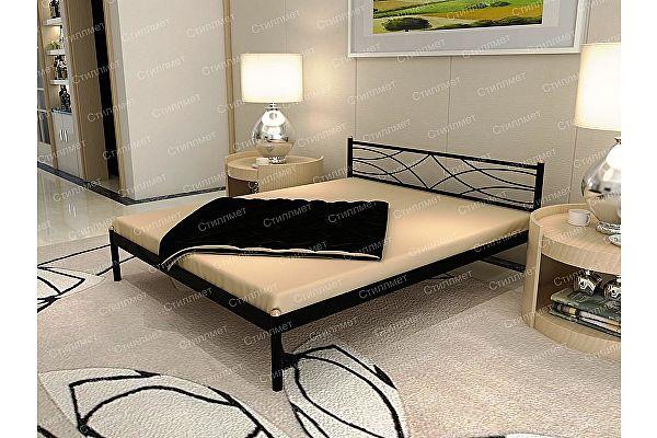 Кровать Стиллмет Экзотика (основание ламели)