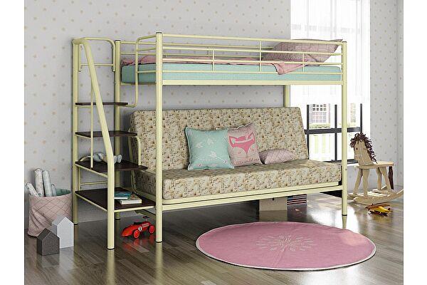 Кровать Формула мебели Мадлен-3 двухъярусная