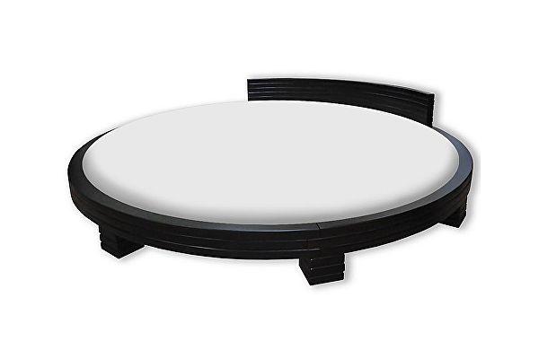 Круглая кровать Шале Арена-1