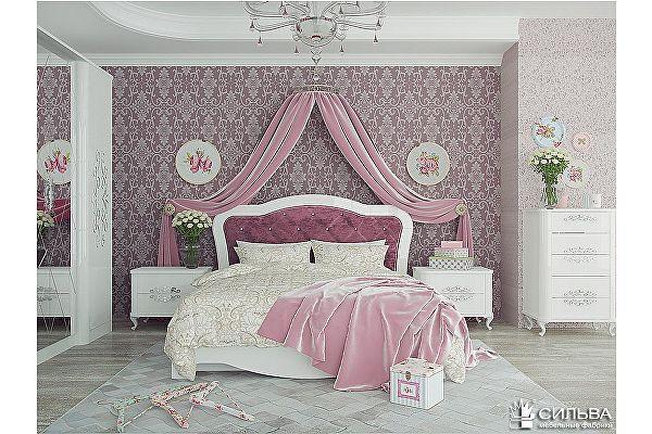 Готовая спальня Сильва Бланж Комплектация 2