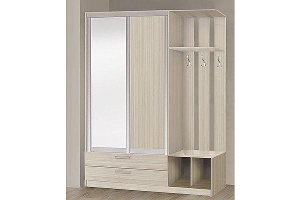 2-х дверная прихожая-купе Боровичи-мебель