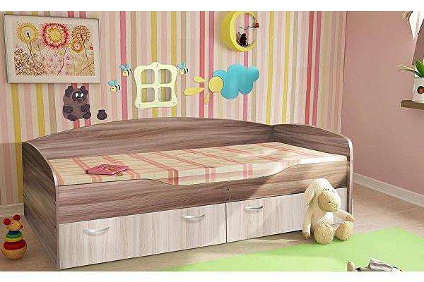 Кровать Диал Бриз-2 (ЛДСП)