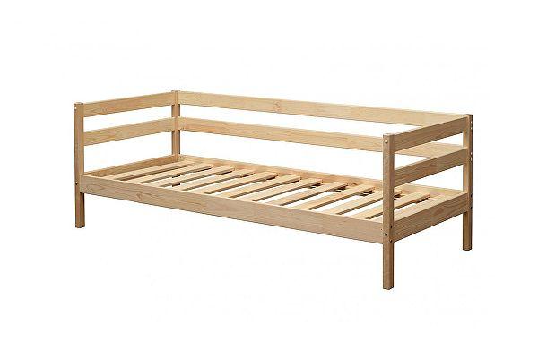 Кровать-софа детская Аджио ЭКО-9 из массива