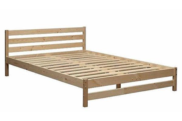 Кровать Аджио ЭКО-10 из массива