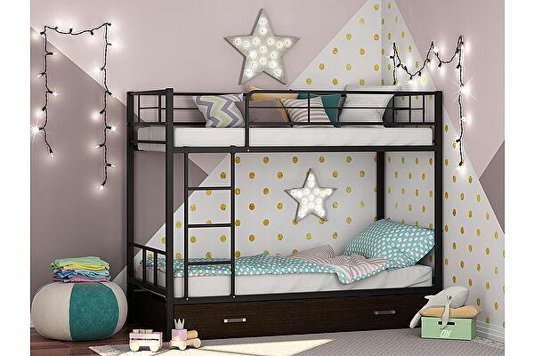 Двухярусная кровать Формула мебели Севилья 2-Я