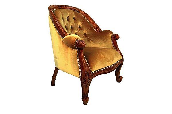 Кресло МИК Мебель MK CH01/1ST MK-2472-NM