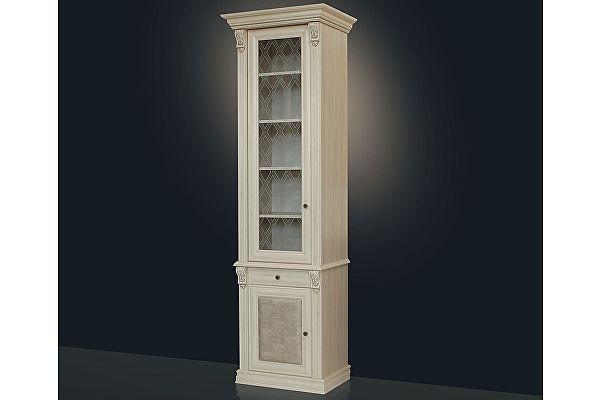Шкаф для книг Благо Б 5.15-5 карамель