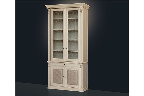 Шкаф для книг Благо Б 5.15-6 карамель