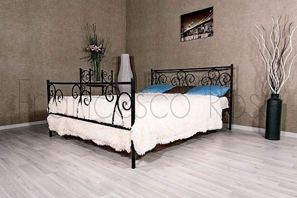 Кровать Francesco Rossi Лацио 1,6 с одной спинкой