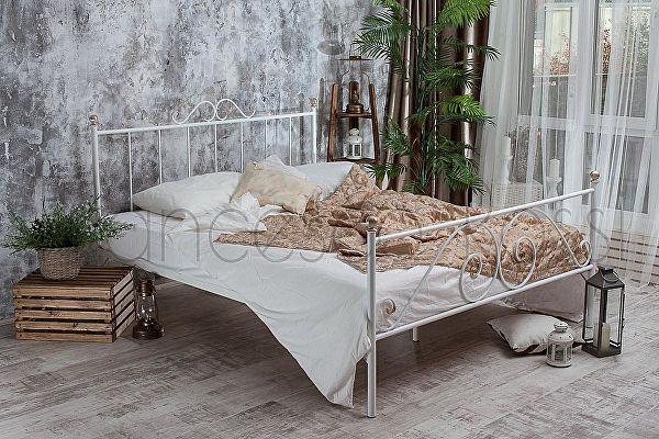 Кровать Francesco Rossi Оливия 1,6 с двумя спинками