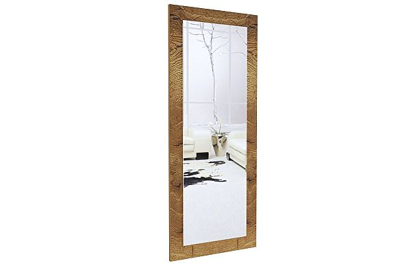 Зеркало СБК Ханна ПХ-9 (дуб галифакс табак)