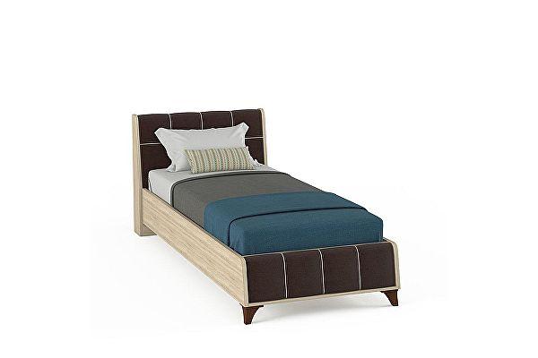 Кровать односпальная Mobi Келли 90П, 900