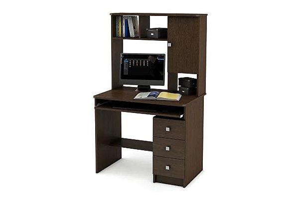 Маленький компьютерный стол ВМФ Бостон-11, КСБ-11